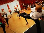 over 90 group fitness classes per week inc.