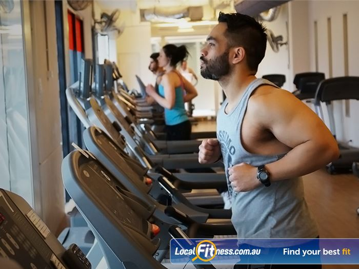Re-Creation Health Clubs Middle Park Gym Fitness Enjoy our cardio with views