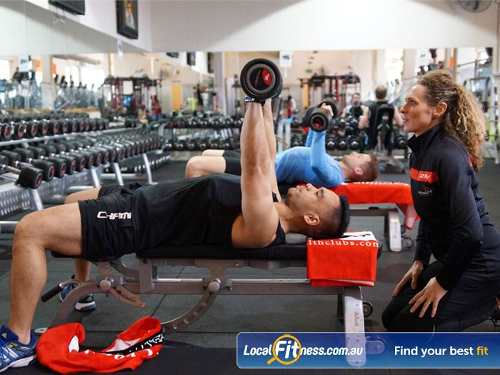 Re-Creation Health Clubs South Melbourne Gym Fitness Our 24/7 gym includes a fully
