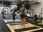 Goodlife Health Clubs South Melbourne Gym Fitness Multiple lifting platforms in