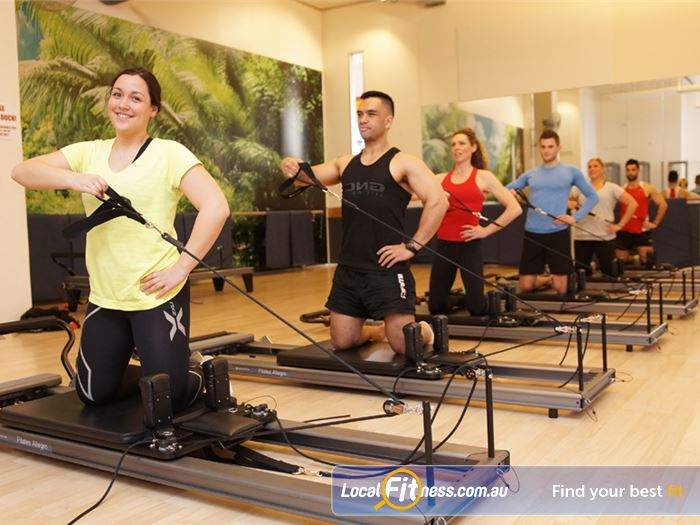 Re-Creation Health Clubs Albert Park Gym Fitness Dedicated South Melbourne