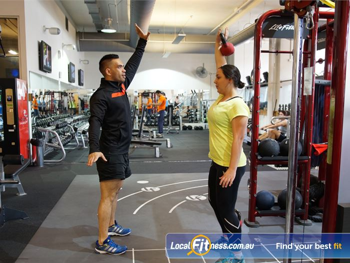 Re-Creation Health Clubs Albert Park Gym Fitness South Melbourne personal