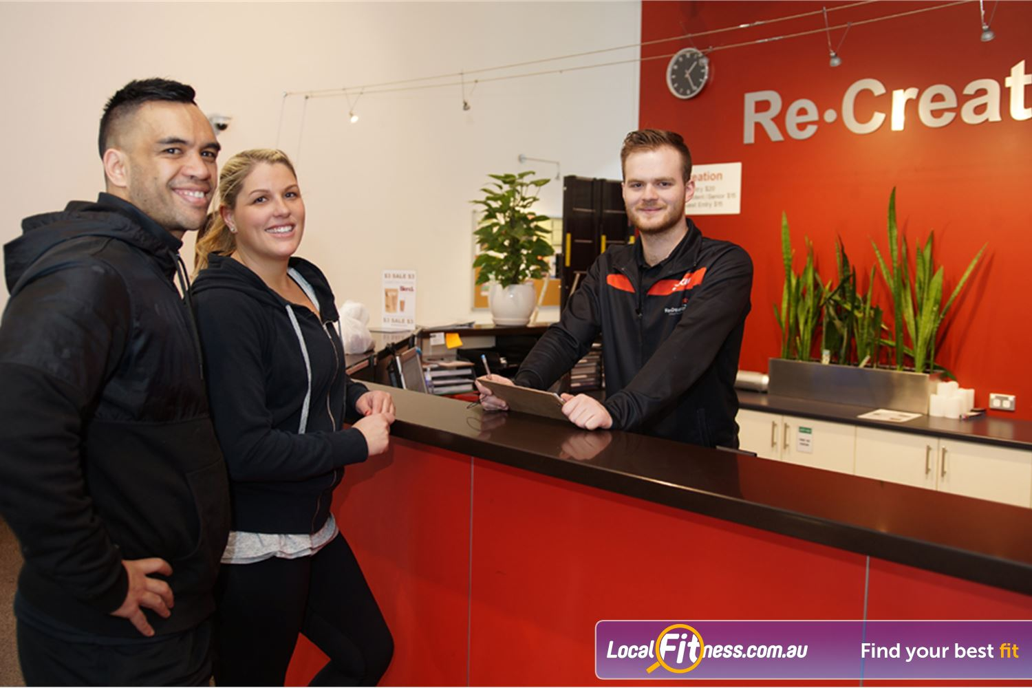 Goodlife Health Clubs Near Albert Park Our friendly Goodlife South Melbourne team are always there to help.