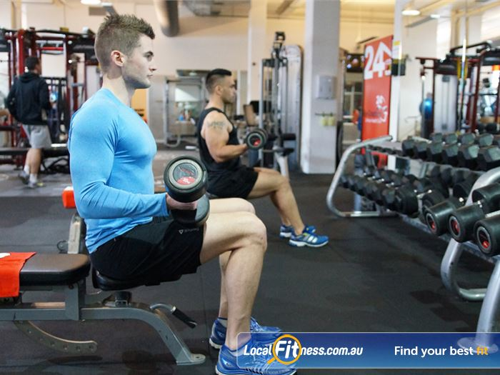 Re-Creation Health Clubs South Melbourne Gym Fitness Our spacious South Melbourne