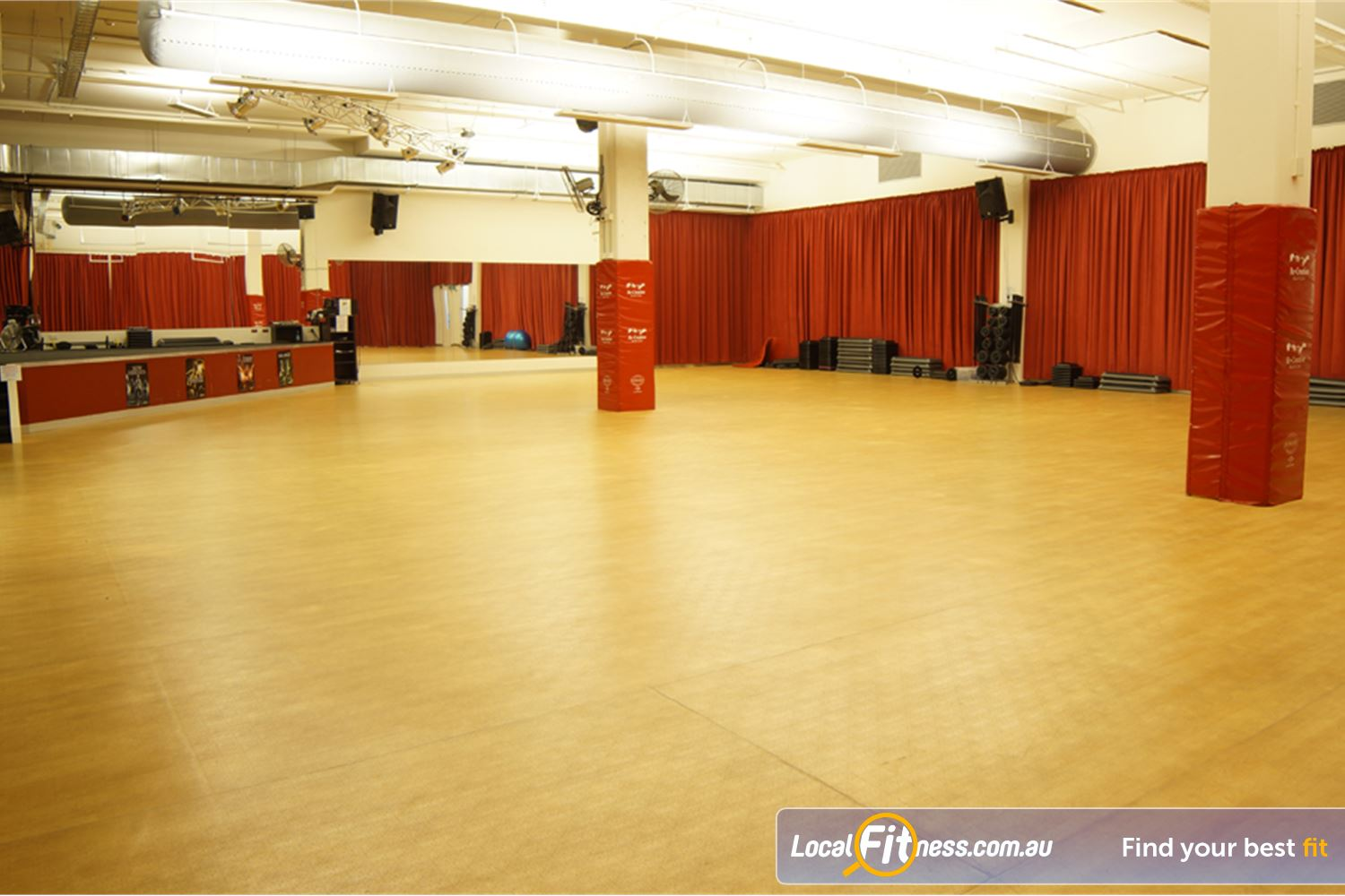 Goodlife Health Clubs South Melbourne The dedicated South Melbourne group fitness studio with virtual classes.