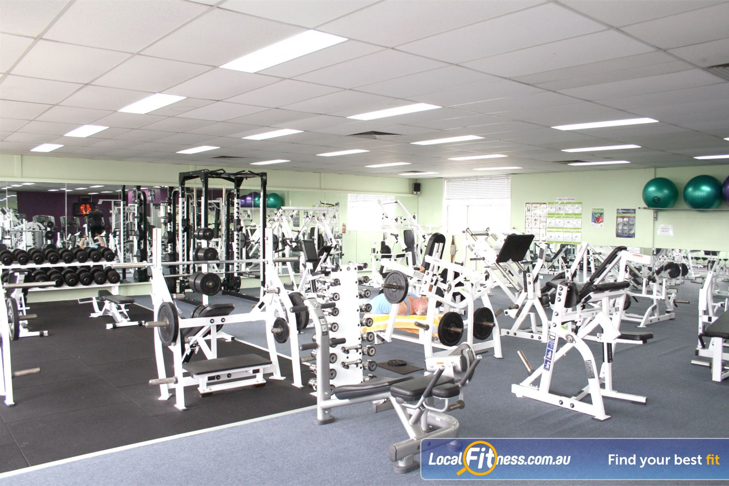 Berry Fitness Centre Edithvale Welcome to our 24/7 Edithvale gym.