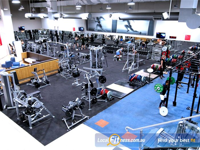 Fitness First Gym Nerang  | Welcome to the purpose built Fitness First Robina