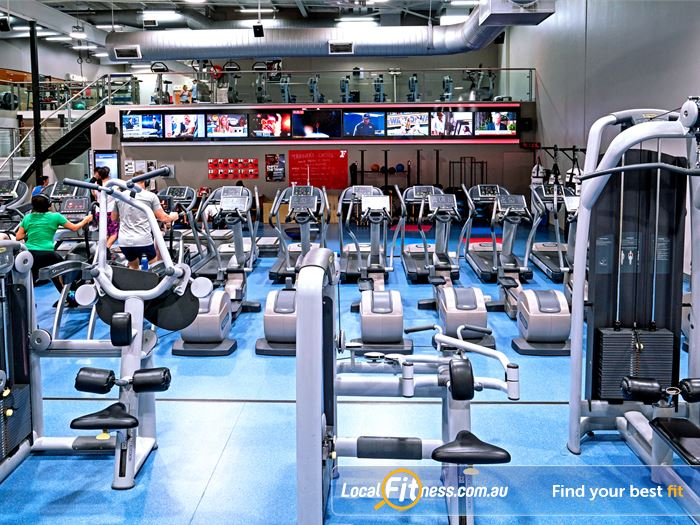 Fitness First Gym Robina  | Our Robina gym includes a state of the