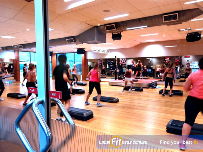 Fitness First Gym Broadbeach Waters  | Over 84 classes inc. Pilates, Robina Yoga and