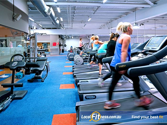 Fitness First Robina Gym Fitness Our Robina women's gym