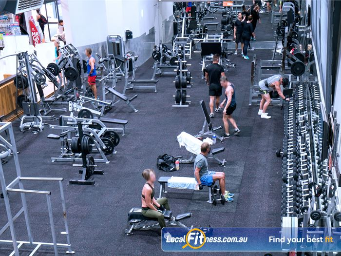 Fitness First Robina Town Centre Gym Fitness Our Robina gym is fully