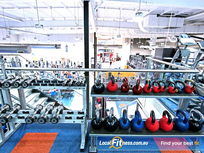 Fitness First Bond University Gym Fitness Innovative equipment perfect