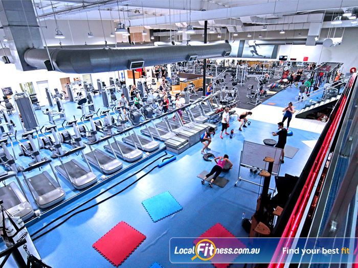 Fitness First Robina Gym Fitness Tune into your favourite TV
