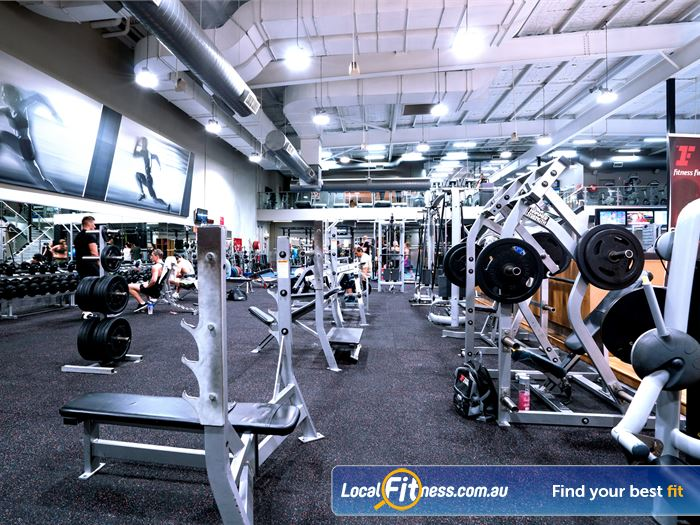 Fitness First Varsity Lakes Gym Fitness The purpose built Robina gym