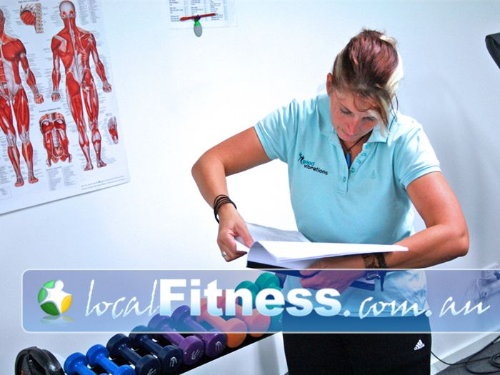 Good Vibrations Vibration & Fitness Studio South Morang Our trainers will work hard to design a program that is right for you.