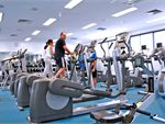 Sunshine Leisure Centre Newport Gym CardioA full range of treadmills,