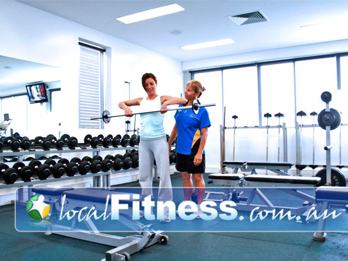 Sunshine Leisure Centre Gym Caroline Springs  | Strength training for all ages and abilities.