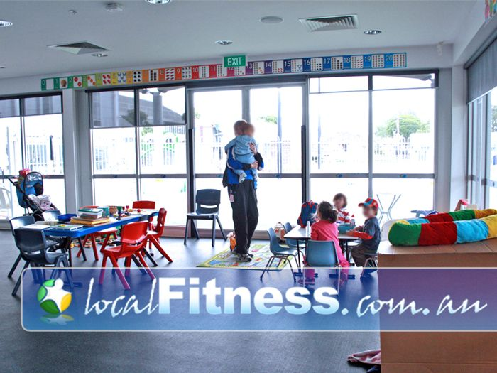 Sunshine Leisure Centre Ardeer Gym Fitness The Sunshine creche is