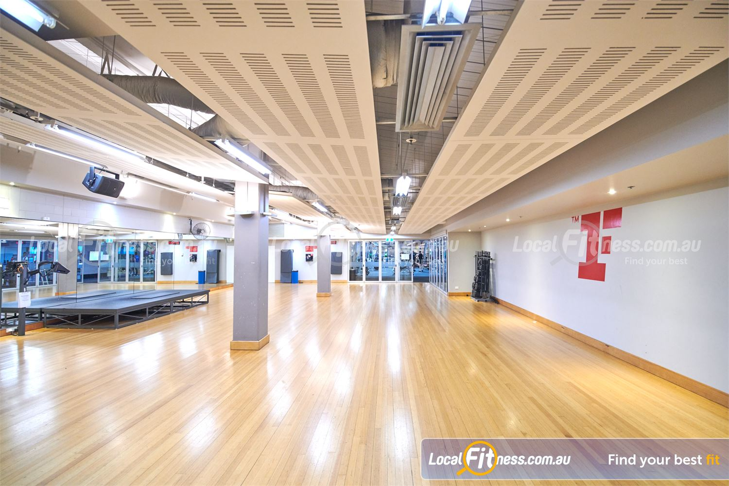 Fitness First Victoria Gardens Near South Yarra Popular Richmond Yoga and Pilates classes.
