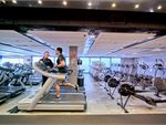 Fitness First Victoria Gardens Richmond North Gym Fitness Rows of state of the art