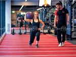 Fitness First Victoria Gardens Toorak Gym Fitness Indoor speed/agility sled track