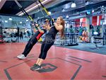 Fitness First Victoria Gardens Richmond Gym Fitness Challenge your core with TRX