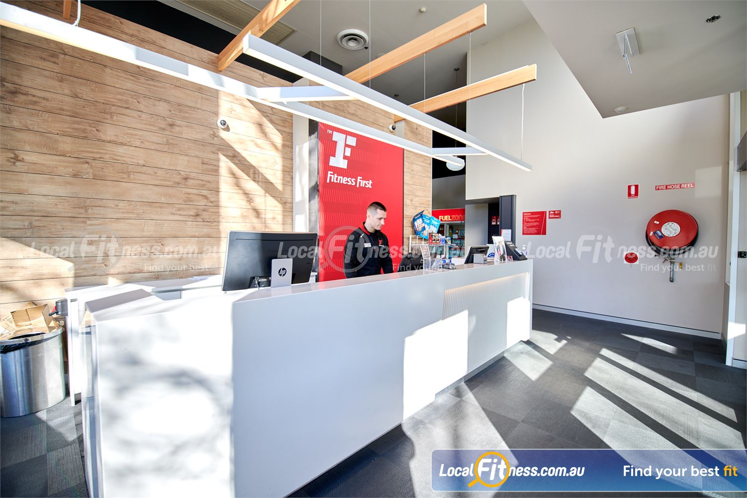 Fitness First Victoria Gardens Near Richmond North Our Richmond gym team are ready to help you find your fit.