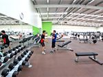 YMCA Derrimut Health and Aquatic Centre Brooklyn Gym Fitness Barbells and dumbbells cater