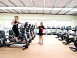 YMCA Derrimut Health and Aquatic Centre Delahey Gym Fitness High tech Life Fitness cardio