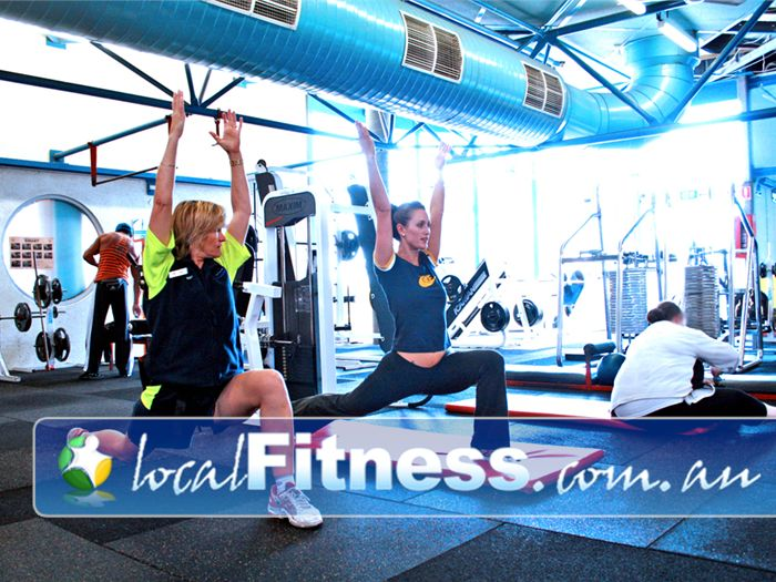 Broadmeadows Leisure Centre Gym Airport West  | Broadmeadows personal trainers are always on hand to