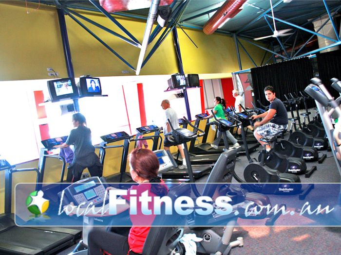 Broadmeadows Leisure Centre Gym Airport West  | Our members enjoy the comfortable community feel.