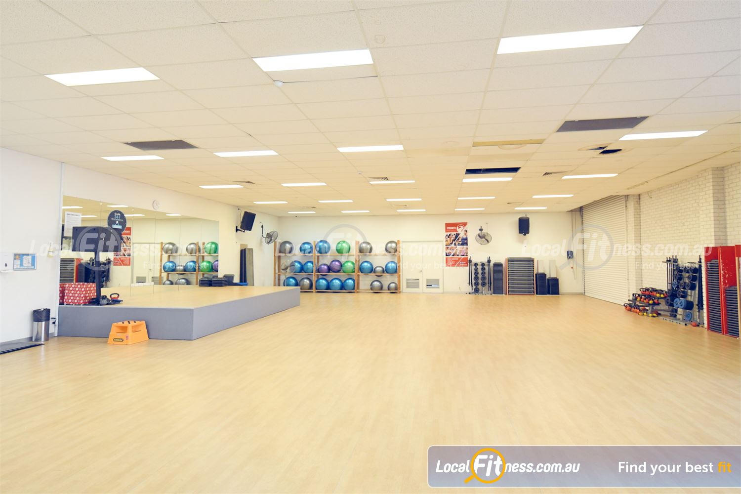 Goodlife Health Clubs Glen Iris Pump up your workout with high energy classes like Les Mills and Glen Iris Zumba.