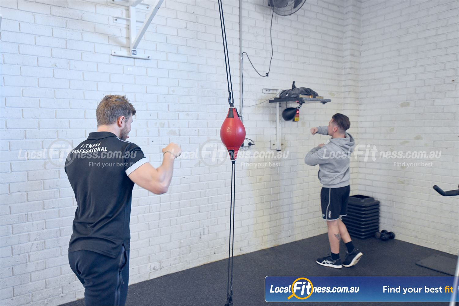 Goodlife Health Clubs Near Ashburton Our Glen Iris gym includes a boxing area with speedball and more.
