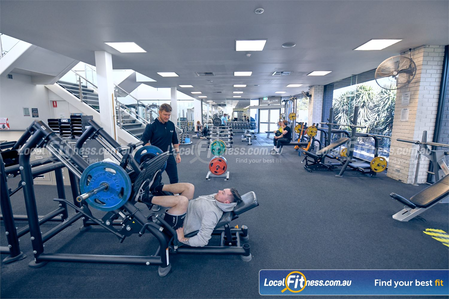 Goodlife Health Clubs Near Chadstone Get expert advice about strength training from our Glen Iris gym team.