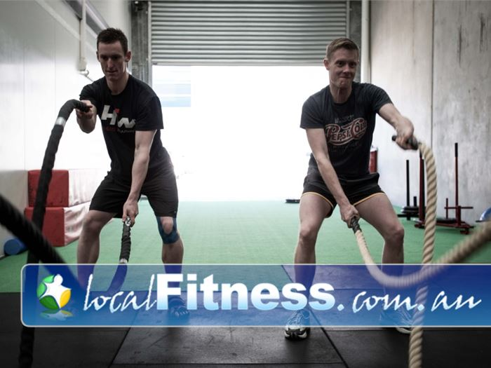 Next Level Training Institute Oakleigh South Oakleigh personal training gives you 1 on 1 attention.