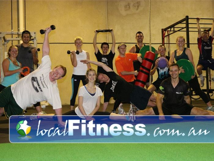 Next Level Training Institute Near Clayton South Group fitness at Next Level is fun and challenging.