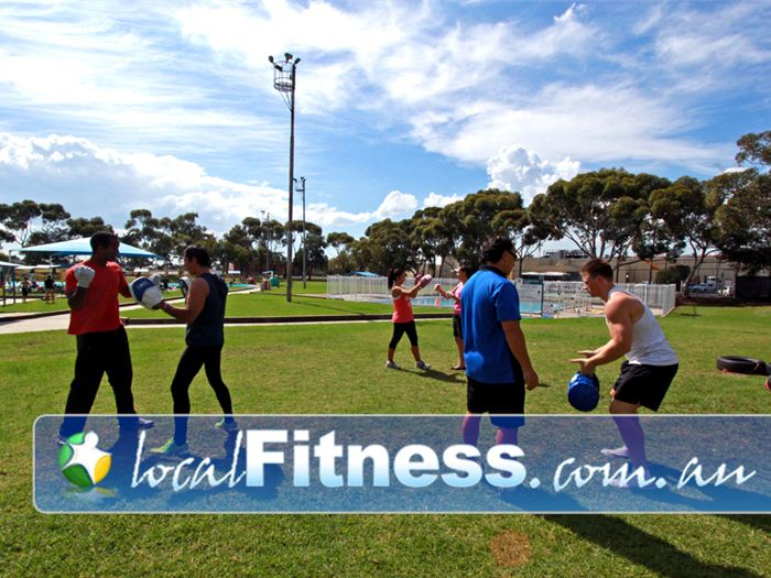 St Albans Leisure Centre Near Taylors Lakes Vary your work out with outdoor training.