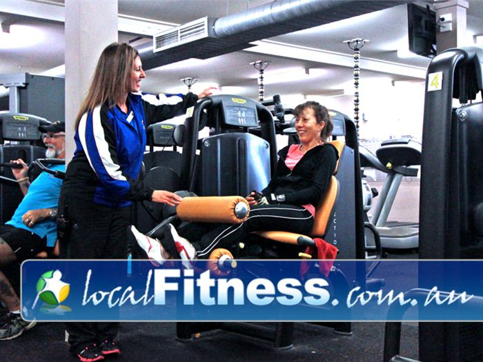 St Albans Leisure Centre Near Keilor Lodge St Albans personal trainers specialise in older adult programs.