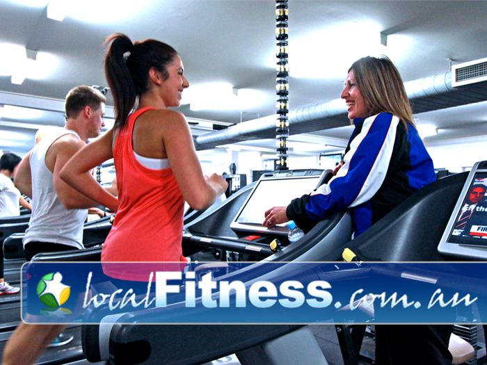 St Albans Leisure Centre Keilor Downs Gym Fitness The latest Technogym cardio