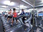 St Albans Leisure Centre Watergardens Gym Fitness Full range of cardio including