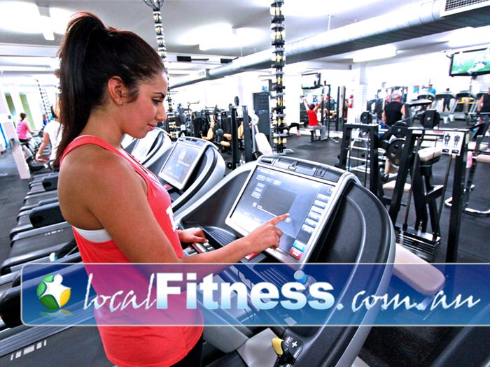 St Albans Leisure Centre Near Taylors Lakes The latest Technogym cardio with TV, Internet, iPod connectivity, games and more.