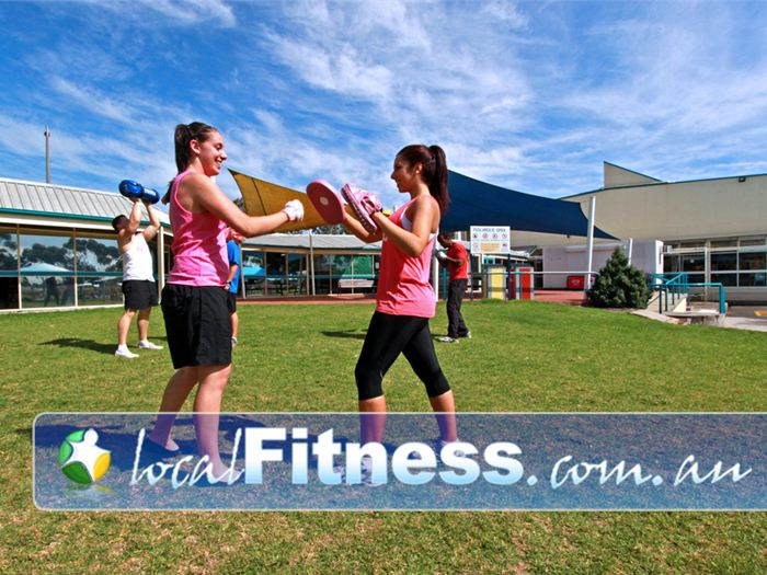 St Albans Leisure Centre Keilor Downs St Albans personal training and boot camp programs, inside and outdoor.