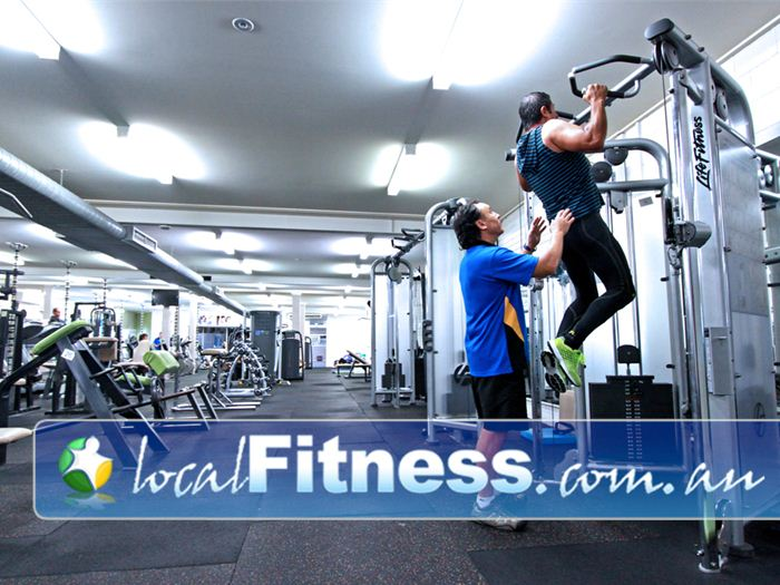 St Albans Leisure Centre Near Taylors Lakes St Albans gym instructors can help you with your strength training.
