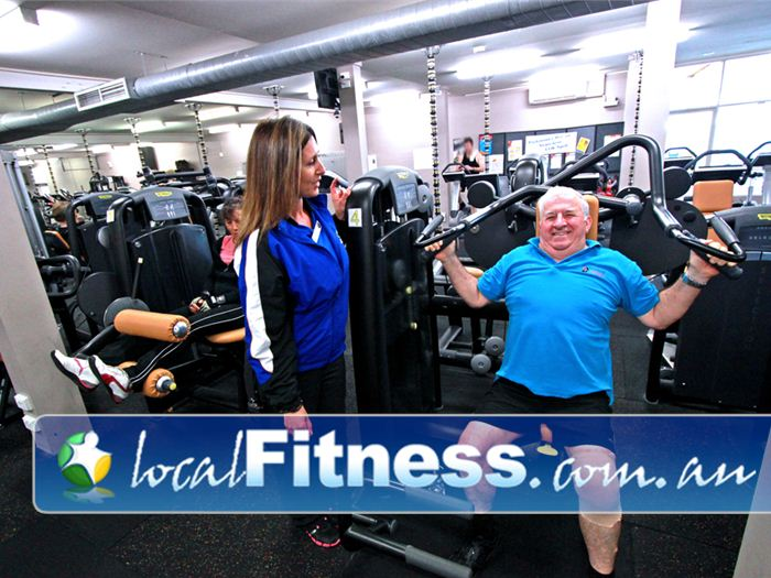 St Albans Leisure Centre Keilor Downs St Albans personal trainers specialise in older adult programs.