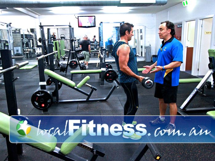 St Albans Leisure Centre Near Keilor Lodge St Albans personal trainers can help you build and tone your body.