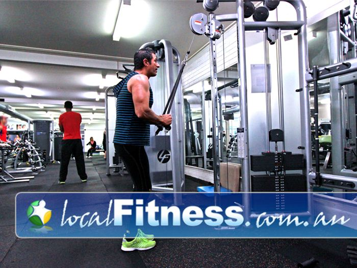 St Albans Leisure Centre Near Taylors Lakes Enjoy strength training in the spacious St Albans gym environment.