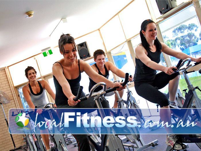 St Albans Leisure Centre Gym Caroline Springs  | Burn those calories in our many cycle classes.