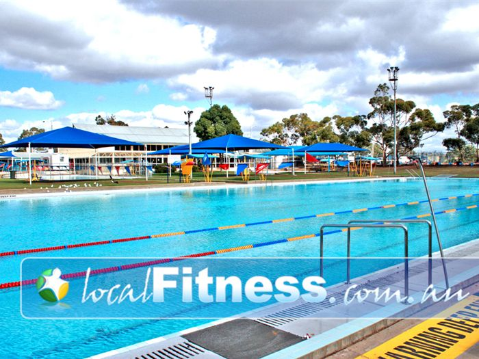 St Albans Leisure Centre Gym Airport West  | Swim in the fresh air with our outdoor