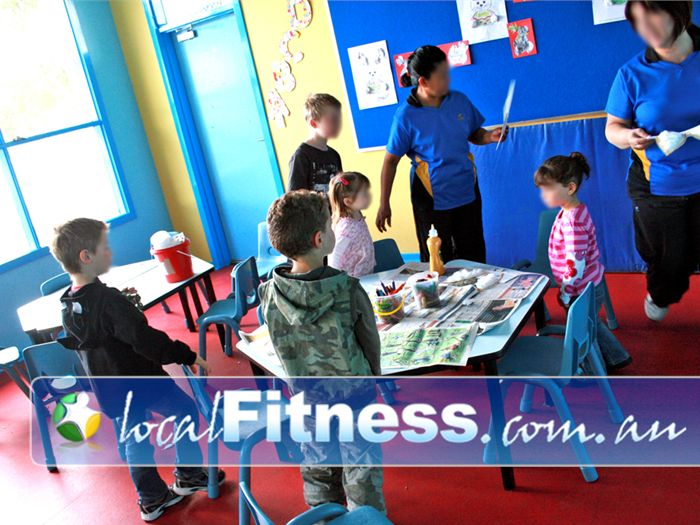 St Albans Leisure Centre Keilor Downs Gym Fitness Caring for your children while