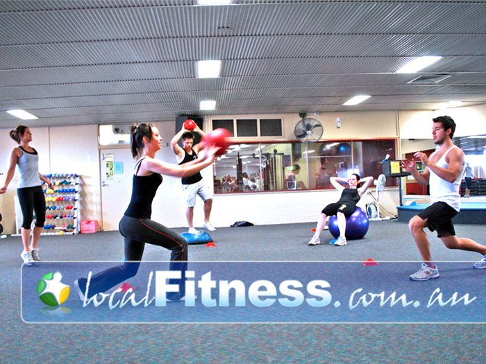 St Albans Leisure Centre Near Keilor Lodge Enjoy your St Albans community with group training.